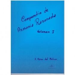 Raso del Mol Compendio de Armonía Razonada Vol.1 Teoría