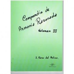 Raso del Mol Compendio de Armonía Razonada Vol.2 Teoría