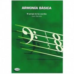 Garrobe, Joa Armonía Basica. El Porqué de los Acordes