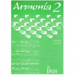 Roca/Cabello. Armonía 2. Metodología de Acuerdo con la Logse