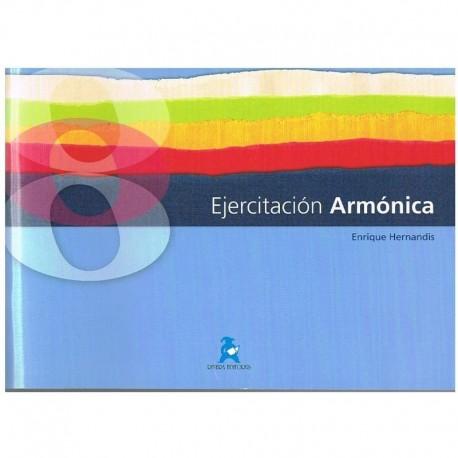 Hernandis, Enrique. Ejercitación Armónica. Rivera
