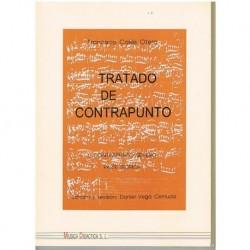 Cales Otero. Tratado de Contrapunto Vol.1. Contrapunto Severo