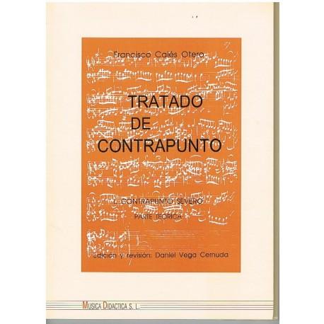 Cales Otero, Tratado de Contrapunto Vol.1. Contrapunto Severo