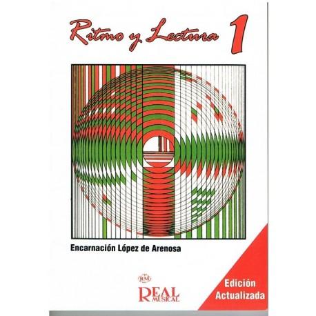 López de Arenosa. Ritmo y Lectura 1. Real Musical
