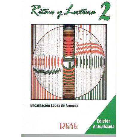 López de Arenosa. Ritmo y Lectura 2. Real Musical