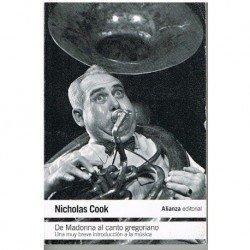 Cook, Nicholas. De Madonna...