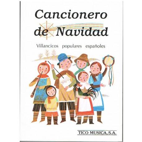 Hidalgo Mont Cancionero de Navidad. Villancicos Populares Españoles