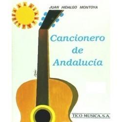 Hidalgo Montoya. Cancionero de Andalucía