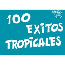 Varios. 100 Éxitos Tropicales