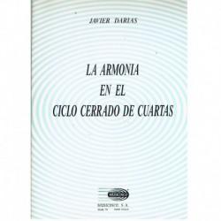 Darias, Javier. La Armonía en el Ciclo Cerrado de Cuartas