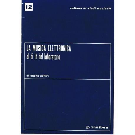 Zaffiri, Eno La Musica Elettronica al di la del Laboratorio (Italiano)
