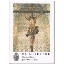 Ortiz Díaz. El Miserere. Glosa Sevillana