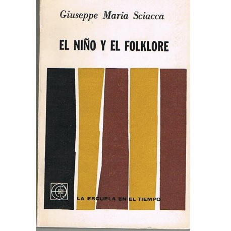 Sciacca, Giuseppe Maria. El Niño y el Folklore