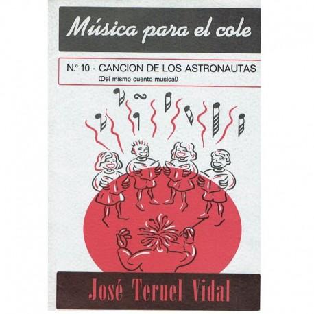 Teruel Vidal. Cancion de los Astronautas (Voces y Piano)