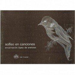 Lopez de Arenosa, Encarnación. Solfeo en Canciones