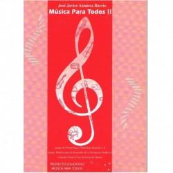 Aznarez Barrio, Jose Javier. Musica Para Todos 2
