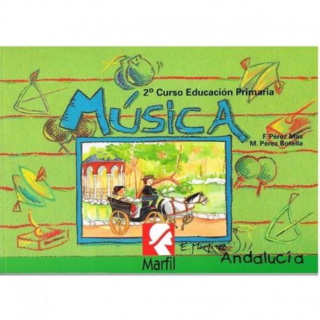 Perez Mas/Perez Botella. Música. 2º Educación Primaria. Marfil