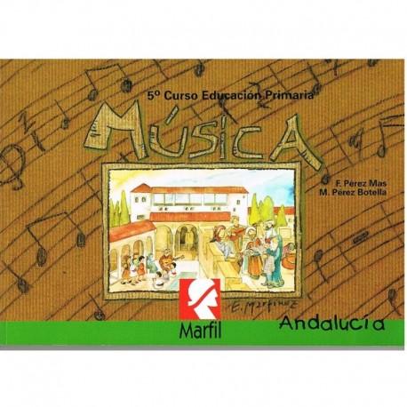 Perez Mas/Perez Botella. Música. 5º Educación Primaria. Marfil