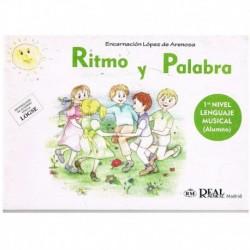 Lopez de Are Ritmo y Palabra. Primer Nivel