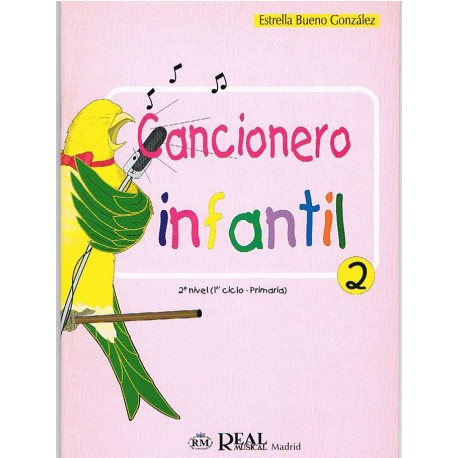 Bueno Gonzál Cancionero Infantil 2