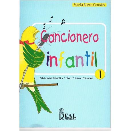 Bueno Gonzál Cancionero Infantil 1