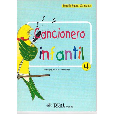 Bueno Gonzál Cancionero Infantil 4