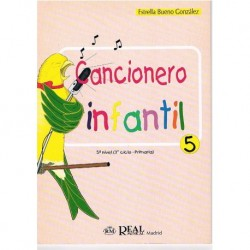 Bueno Gonzál Cancionero Infantil 5