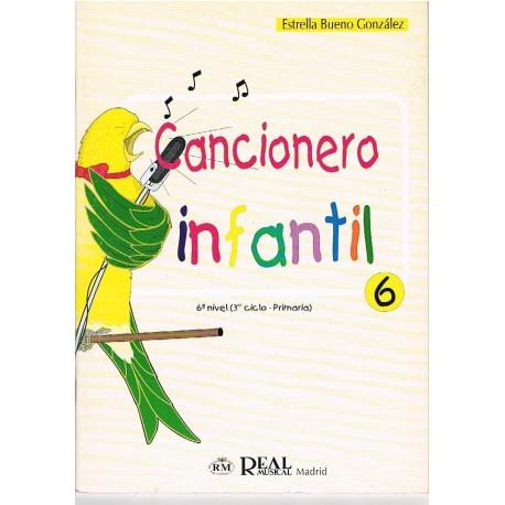 Bueno Gonzál Cancionero Infantil 6