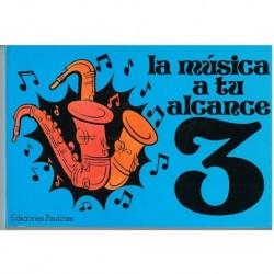 Cabezas Gonzalez, Hector. La Música a tu Alcance 3