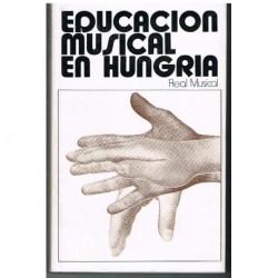 Varios. Educación Musical en Hungría
