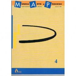 Música, Arte y Proceso 4 (Revista)