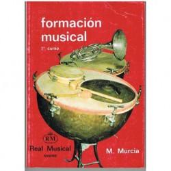 Murcia, Matilde. Formación...
