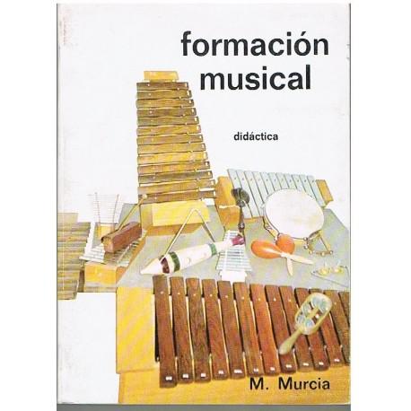 Murcia, Matilde. Formación Musical Didactica