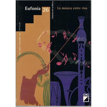 Eufonía 26. La Música Entre Ríos