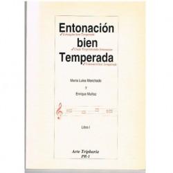 Manchado/ Muñoz. Entonación Bien Temperada Libro 1
