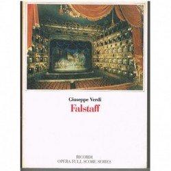 Verdi, Giuseppe. Falstaff...