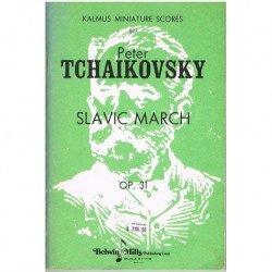 Tchaikovsky. Marcha Eslava...