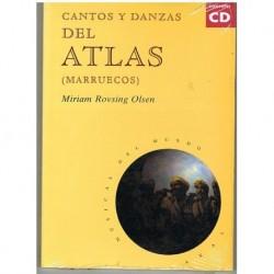 Rovsing Olse Cantos y Danzas del Atlas. Marruecos (+CD)