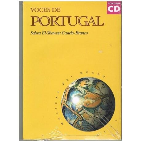 Castelo-Branco. Voces de Portugal (+CD). Akal