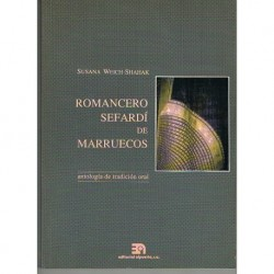 Weich-Shahak Romancero Sefardí de Marruecos. Antología de Tradición Oral