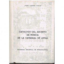 López-Calo. Catálogo del...