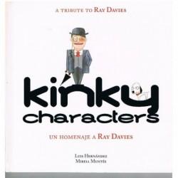 Hernández/Mu Kinky Characters. Un Homenaje a Ray Davies