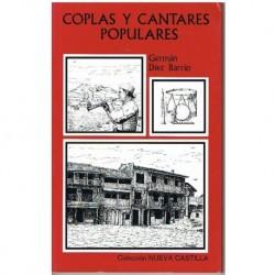 Díez Barrio, Germán. Coplas y Cantares Populares