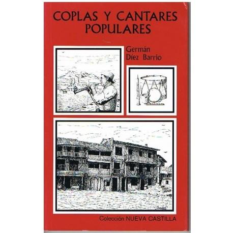 Díez Barrio, Coplas y Cantares Populares