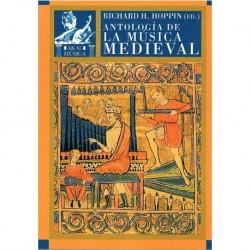 Hoppin, Rich Antología de la Música Medieval