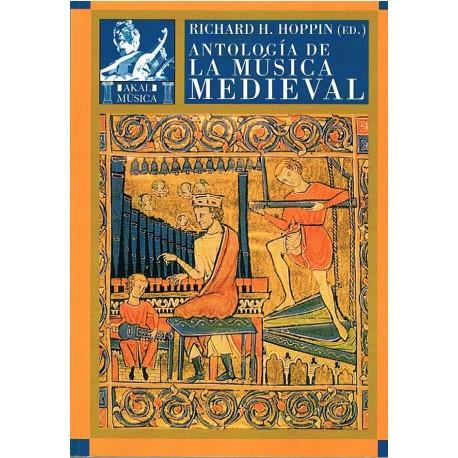 Hoppin, Richard. Antología de la Música Medieval