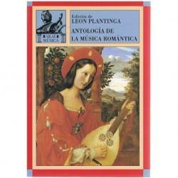 Plantinga, Leon. Antología de la Música Romántica