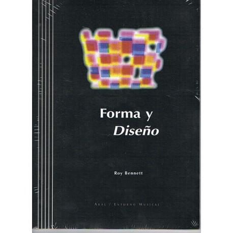 Bennet, Roy. Forma y Diseño (+2 CDs). Akal