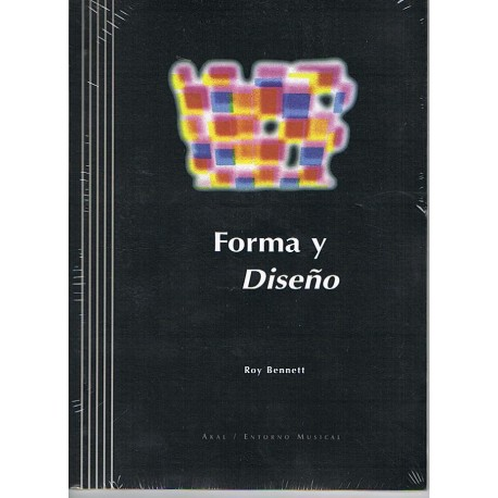 Bennet, Roy. Forma y Diseño. Sólo CD (2 CDs). Akal