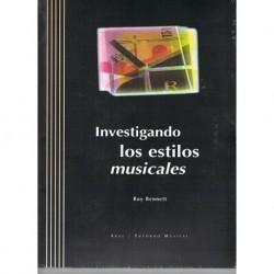 Bennet. Investigando los Estilos Musicales (+2CDS)